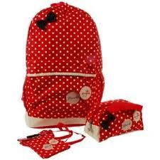 Branded SLB Works New 1X(<b>3 Pcs</b>/<b>Set</b> New Waterproof Girl <b>School</b> ...