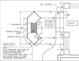 kitchen floor plan work triangle inspiration