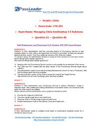 new y exam dumps for vce and pdf by exam 2016 new 1y0 201 exam dumps for vce and pdf 21 40 by exam dumps issuu