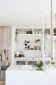 shabby chic kitchen decor rustic touches  casual vibe of the shabby chic kitchen makes it a delight in small ho