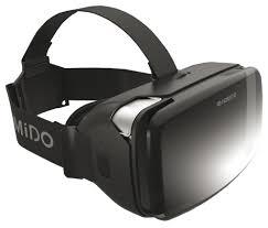 <b>Очки виртуальной реальности Homido</b> V2 купить в интернет ...