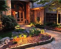 plants native to the area are very important part of landscape plan make a couple of flower bed in your yard you can just place all flowers and plants in area lighting flower bed