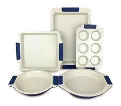 <b>Vitesse</b> 5-piece Bakeware Set, Nonstick Carbon Steel - Walmart ...
