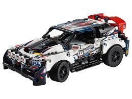 Гоночный автомобиль Top Gear на управлении <b>42109</b> - <b>Lego</b>