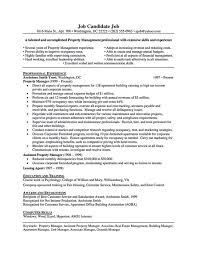 resume cover letter property management experience resume   resume cover letter property management experience resume assistant property manager resume