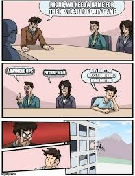 Boardroom Meeting Suggestion Memes - Imgflip via Relatably.com