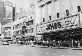 「1975, the movie Jaws」の画像検索結果