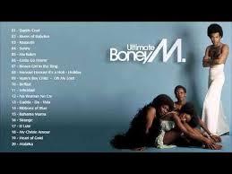Boney M Greatest Hits Full Album - <b>Boney M Love</b> Songs Ever (HQ)