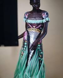 The <b>Summer 2019</b> Sycamore Gown on the runway at #LFW <b>Sequin</b> ...