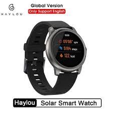 <b>Haylou Solar</b> Smart Watch LS05 Global version Sport Fitness Sleep ...