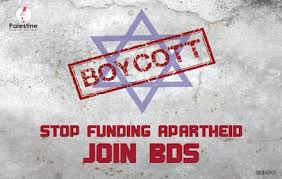 Image result for bds on american campus posters