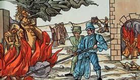 средневековые ведовские процессы. раскрыта ли тайна <b>охоты</b> ...