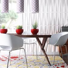 Dining Room Feature Wall Decorative White 3d Surfaces Wall Feature Come With White Cones