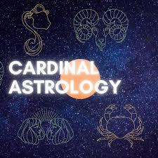 Cardinal Astrology