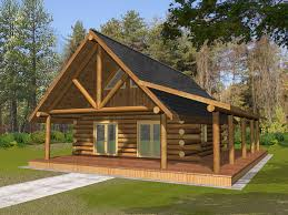 Snowmass Rusic Log Cabin Home Plan D    House Plans and MoreRustic Log Cabin Makes The Perfect Vacation Getaway Home