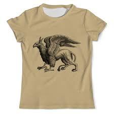 <b>Мистическое животное грифон</b>