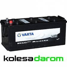"""Купить <b>грузовой</b> аккумулятор """"<b>VARTA Грузовые</b>"""" <b>Prom</b>. Black M10 ..."""