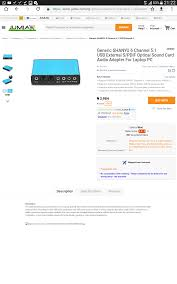Can I use the 6 channel 5.1 usb external soundcard with <b>guitar rig</b> 5 ...