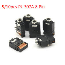 top 9 most popular <b>8pin</b> to 5 pin brands and get free shipping - a744