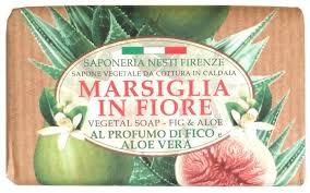 <b>Мыло</b> кусковое Nesti Dante <b>Marsiglia in fiore</b> Fig and Aloe — купить ...