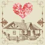 Дом с любовью фото