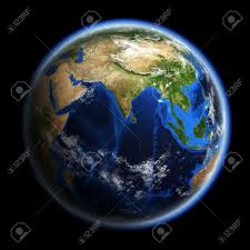 Image result for planet earth from space