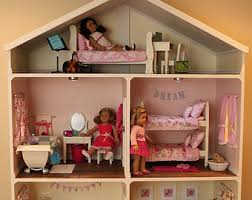 Doll House Plans for American Girl or inch by addielillianDoll House Plans for American Girl or inch dolls   Room   NOT ACTUAL HOUSE