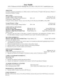 school objective for graduate experience grad school resume objective