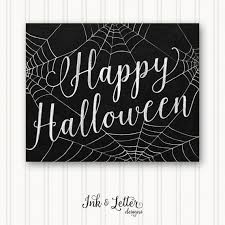 halloween gallery wall decor hallowen walljpg happy halloween sign halloween wall decor halloween art print halloween printable halloween
