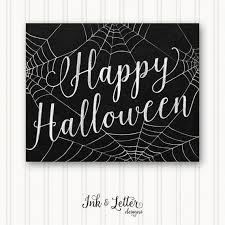 halloween gallery wall decor hallowen walljpg happy halloween sign halloween wall decor halloween art print halloween printable halloween