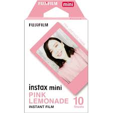 Tokiwa camera: <b>FUJIFILM color film</b> for <b>instax mini</b> PINK ...