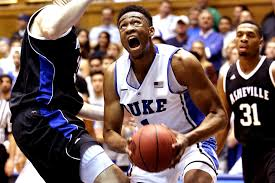 Jabari Parker Duke Scouting Report NBA