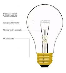 if i have ac circuit of lamp which the neutral wire is an incandescent bulb doesn t care which way you connect the neutral live wire to it it works regardless of how you plugged the lamp s plug into the