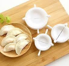 1X <b>Kitchen Dumpling Tools Dumpling</b> Maker Device DIY <b>Jiaozi</b> Mold ...