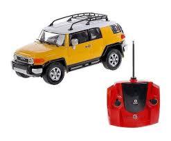 <b>Радиоуправляемая</b> машина <b>KidzTech</b> Toyota FJ Cruiser - 6618 ...