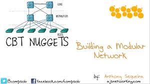 building a modular network building a modular network