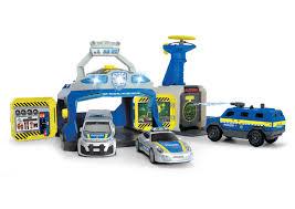 <b>DICKIE Полицейская</b> станция 3 <b>машинки</b>, свет, звук — купить в ...