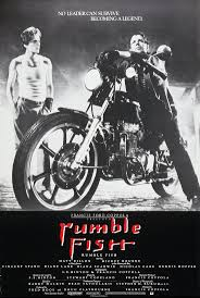 17 best images about films 1980 1989 the lost rumble fish 1983 dir francis ford coppola