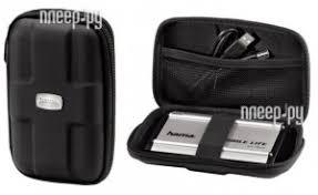 Купить <b>Чехол Hama case EVA</b> 2.5 84113 Black по низкой цене в ...