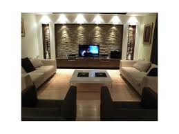 wall niches focal wall and tv walls on pinterest build living room furniture