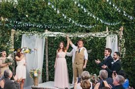 10k backyard wedding a practical wedding backyard wedding lighting