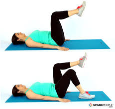 Image result for women toe taps workout