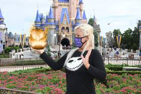 <b>Halloween Magic</b> Shots at Walt Disney World