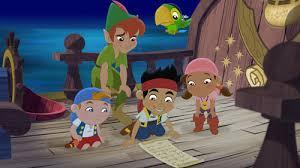 '<b>Peter Pan</b>,' 'Jake and the <b>Never</b> Land Pirates' Entertain Audiences ...