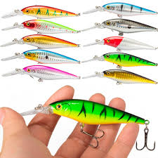 SEALURER Fishing lure 1pcs Pike Bait <b>Minnow 11cm</b> 10.5g ...