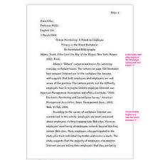 Sample Exhaustive Annotated Bibliography Template net