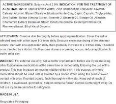 Zion Health <b>Acne Terminator 1 fl</b> oz 30 ml - Buy Online in Brunei ...