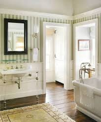 country bathroom wallpaper