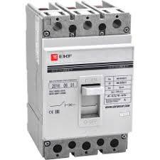 <b>Выключатель автоматический</b> ВА-99 250/250А 3P 35кА <b>EKF</b> ...