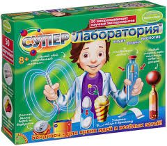 "<b>Набор для опытов</b> и экспериментов <b>Bondibon</b> ""Супер ..."